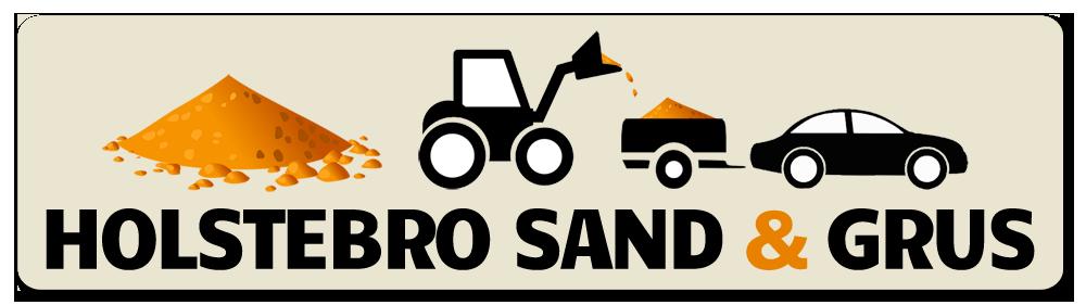 Holstebro Sand og Grus logo