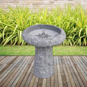 Kompas fuglebad 40 cm