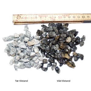 Grå granit 8-11 mm