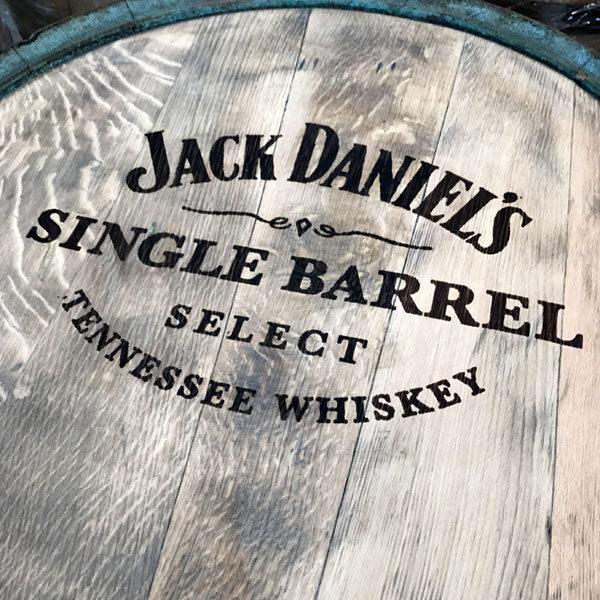 whisky tønde jack daniels