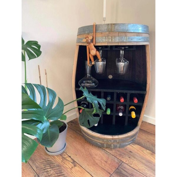 Deluxe vin barskab