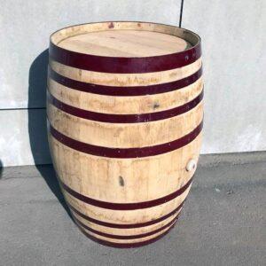 300 liters brugt vintønde med bordeaux røde bånd