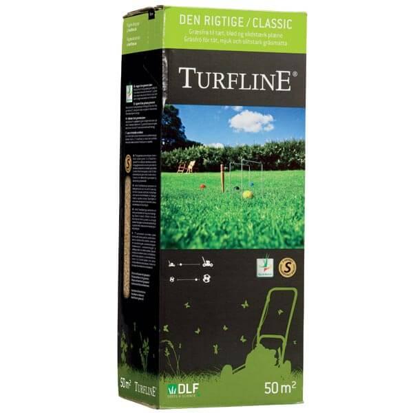 """Billede af Turfline """"Den Rigtige"""" 1 kg. - Græsfrø"""