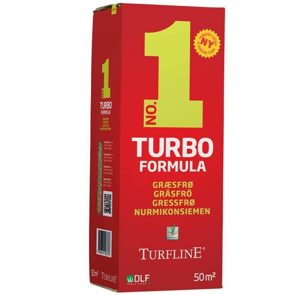 Image of   Turfline Turbo Formula græsfrø 1 kg.