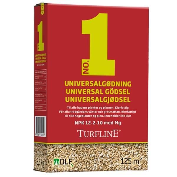 Image of Turfline No. 1 Universal Gødning 3,5 kg