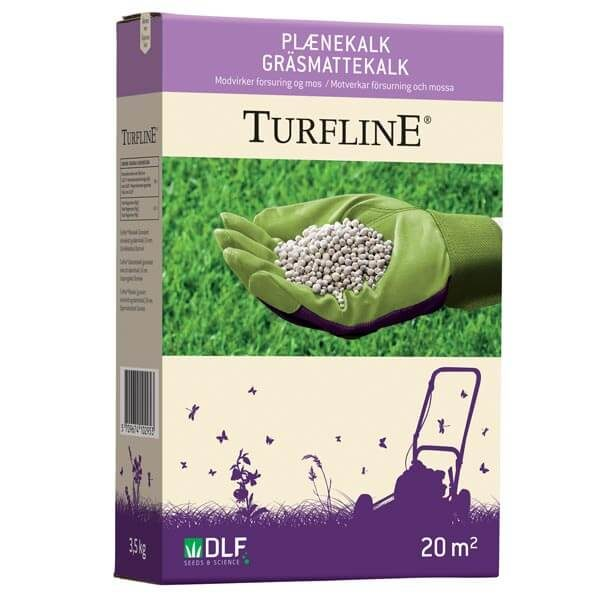 Perlekalk med magnesium fra turfline