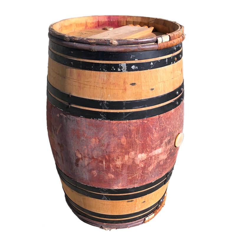 Billede af Vintønde med pileflet 225 liter