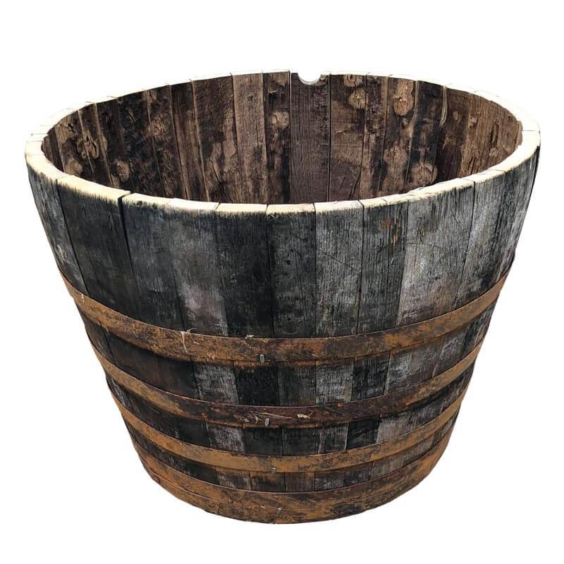 Billede af Halv whiskytønde 250 liter