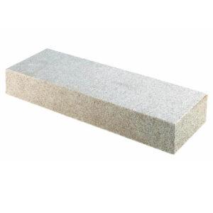 Grå trappetrin i granit