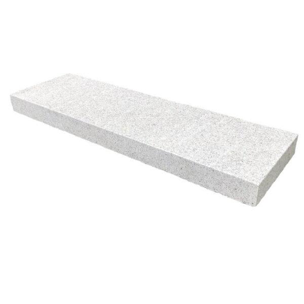 Grå bordursten i granit