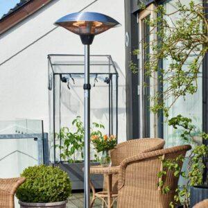 Udendørs terrassevarmer gulvmodel