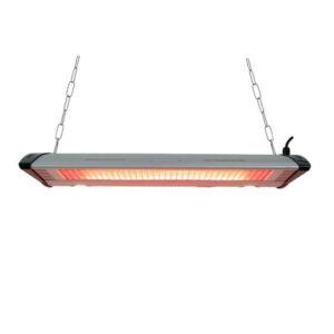 Terrassevarmer hængemodel 1000/2000 watt