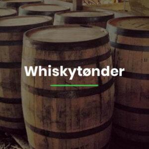 Whiskytønder