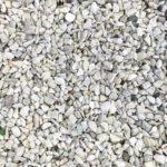 Granitskærver hvid 11-16 tør
