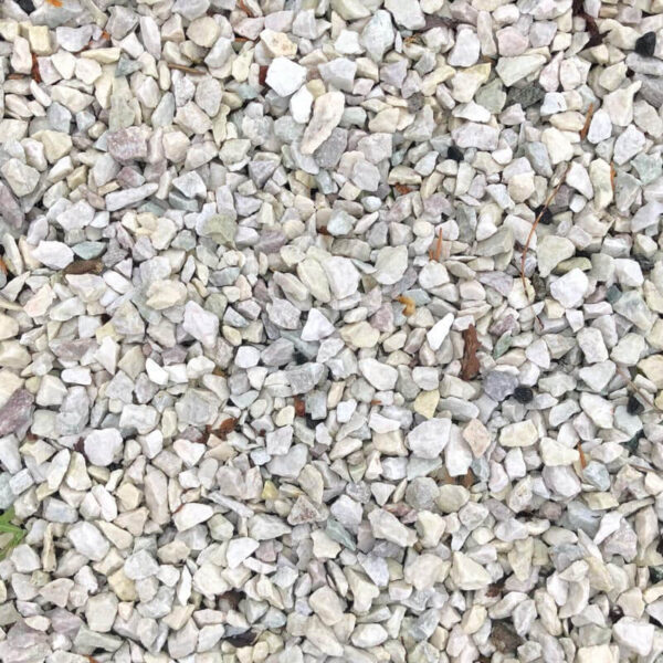 Granitskærver hvid 11-16 mm våd