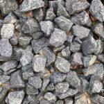 Granitskærver sort hyperit 32-64 mm tør