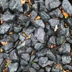Granitskærver sort hyperit 32-64 mm våd