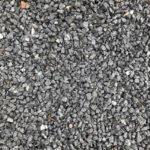Granitskærver sort hyperit 8-11 mm tør