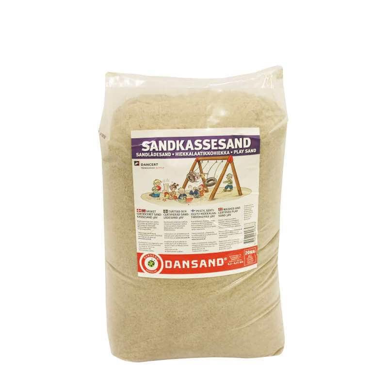 Image of Dansand sandkassesand 200 kg