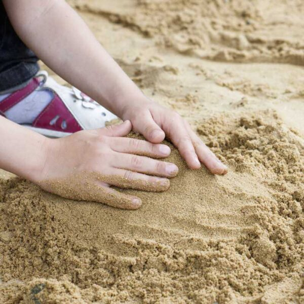 sandkassesand til sandkassen
