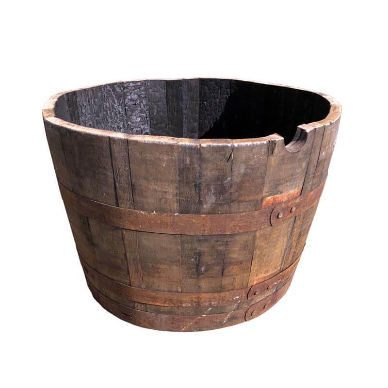 Billede af Halv whiskytønde 95 liter