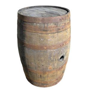 Brugt whiskytønde 190 liter