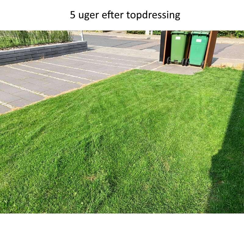 topdressing græsplæne tilbud