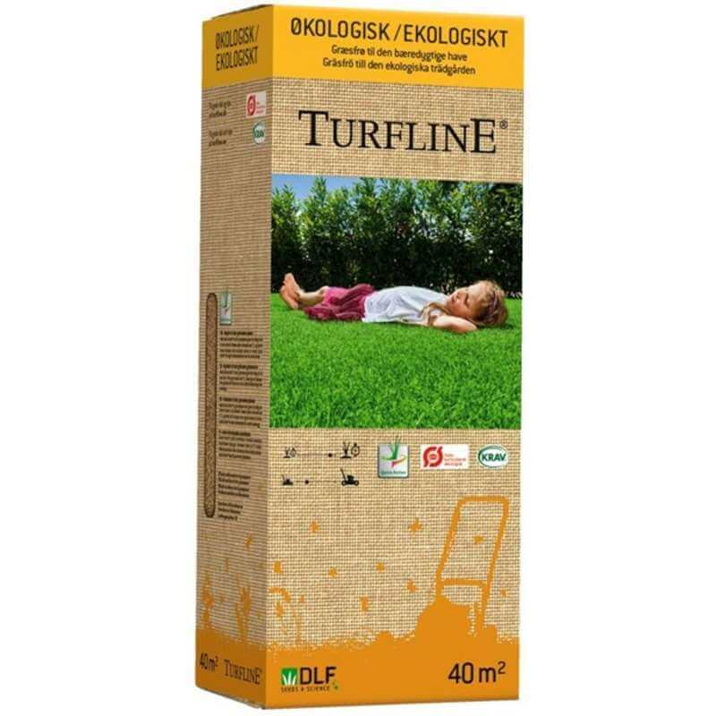 Image of   Turfline økologiske græsfrø 1 kg