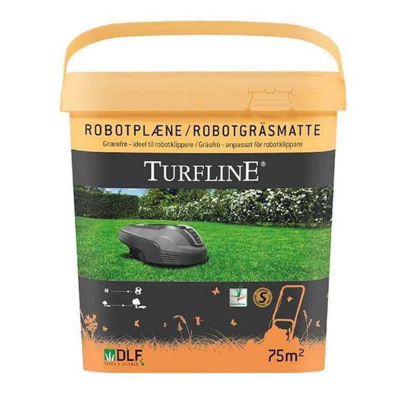 Image of   Turfline Robotplæne græsfrø 1,5 kg
