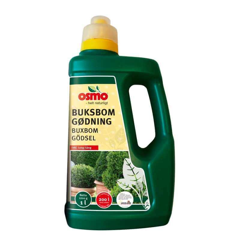 Image of   Osmo Buksbom Gødning 1 liter