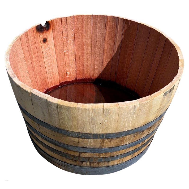 Image of Halv vintønde 250 liter