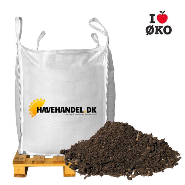 Image of   Højbedsmuld (Økologisk dyrkning) 1000 liter