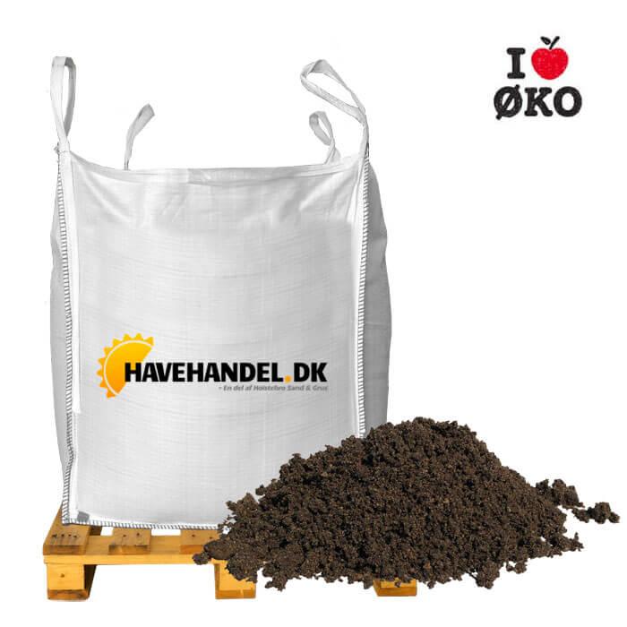 Billede af Topdressing (økologisk dyrkning) 1000 liter