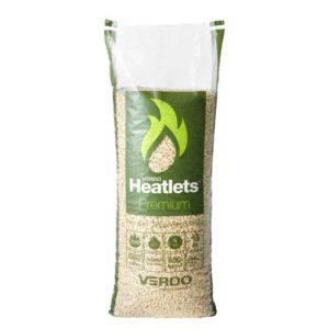 Heatlets premium træpiller
