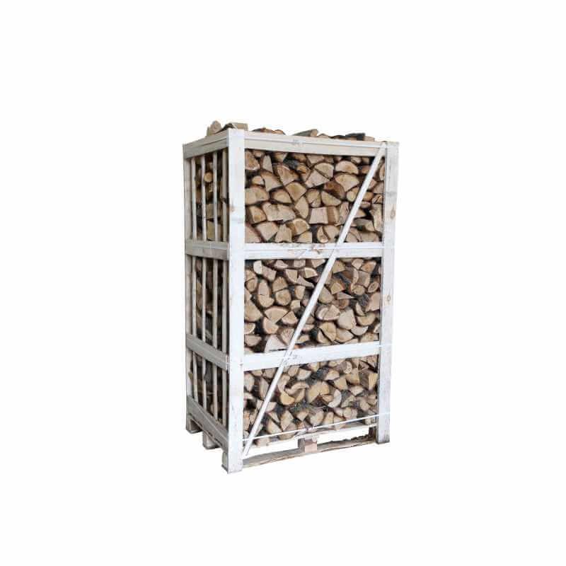 Image of   Lufttørret brænde, ask