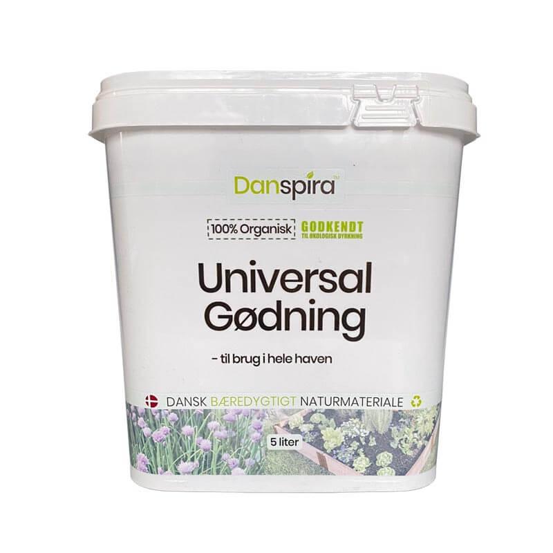 Image of   Danspira universal gødning 5 liter