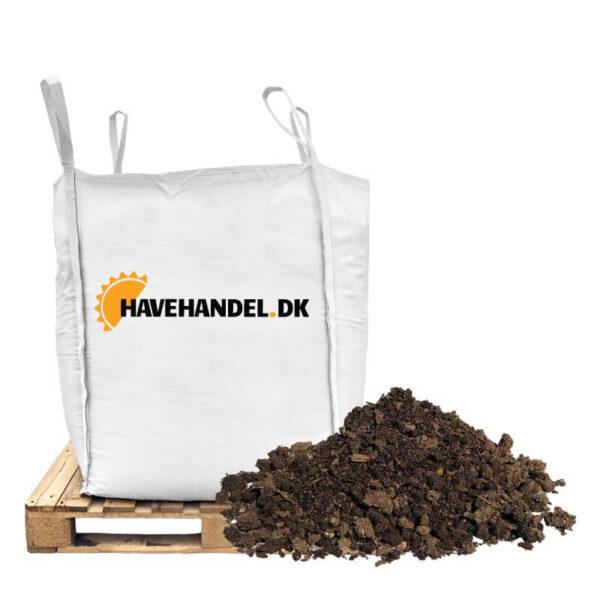 champignon kompost muld