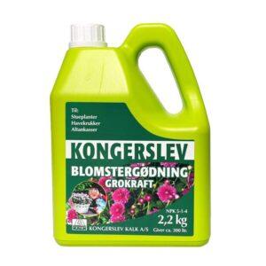 blomstergødning grokraft fra kongerslev-kalk