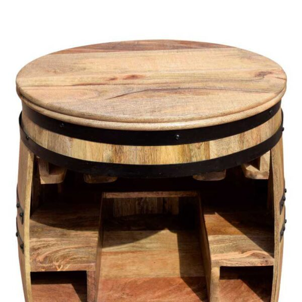 vintøndebar bordplade