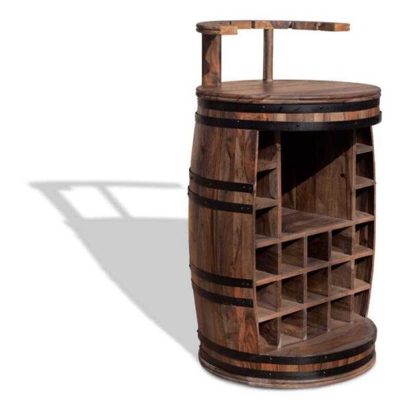 Rosey-x hjemmebar og vinreol