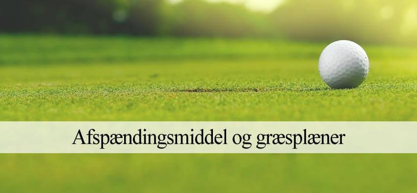 afspændingsmiddel græsplæne