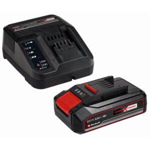 Einhell batteri PXC-startsæt, 18 V 2,5 Ah