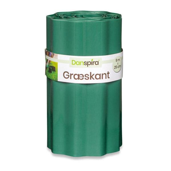 grønne græskanter høj