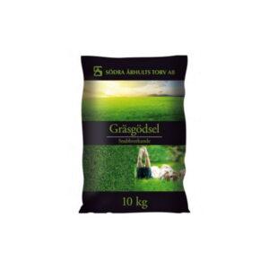 græsgødning med ekstra kvælstof