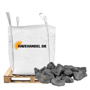 32-64 mm sorte granitskærver havehandel