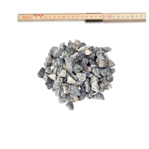 lysgrå 11-16 mm granitskærver