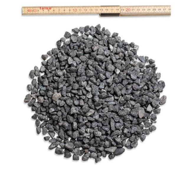 sort 8-11 mm granitskærver